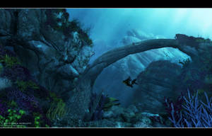 Underwater Adventure by 00AngelicDevil00