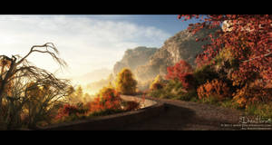 Valley of Peace by 00AngelicDevil00
