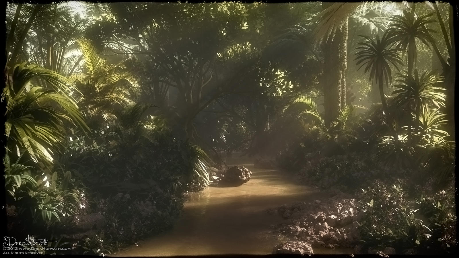 Rainforest by 00AngelicDevil00