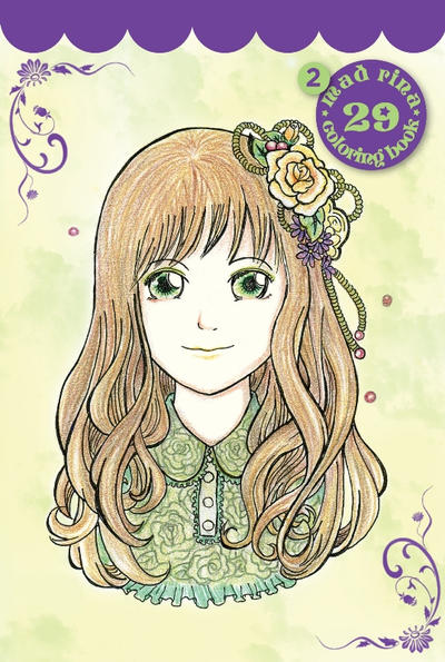Coloring Book vol 2 by madna29