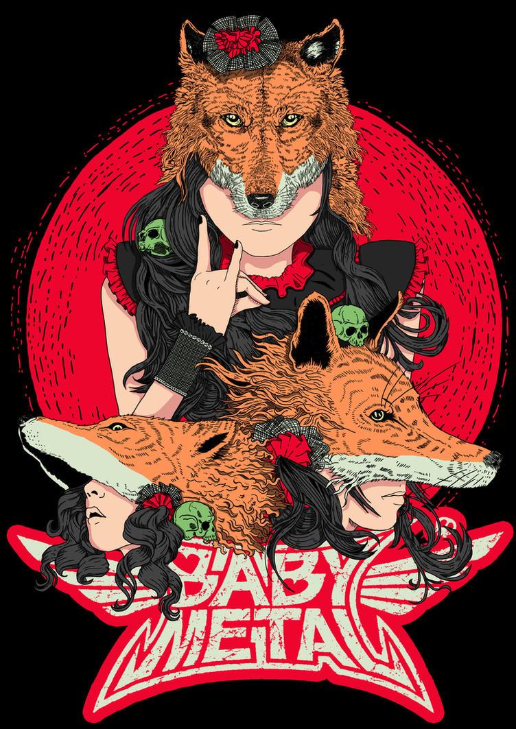 Babymetal by madna29