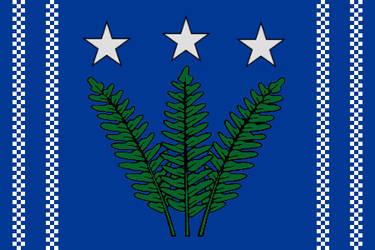 Confederation of Vandalia flag by ZemplinTemplar