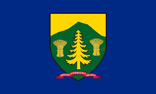 Alternate state flag of Vermont by ZemplinTemplar