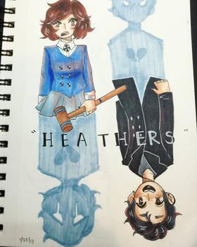 Heathers [Veronica Sawyer n' Jason Dean]