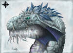 Ice Dragon.