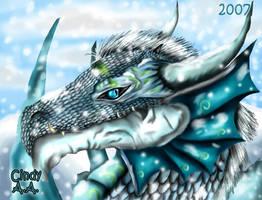 Ice Dragon by Himeviti
