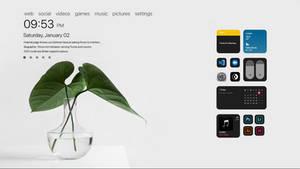 Minimal Theme - Make Windows Desktop Look Better