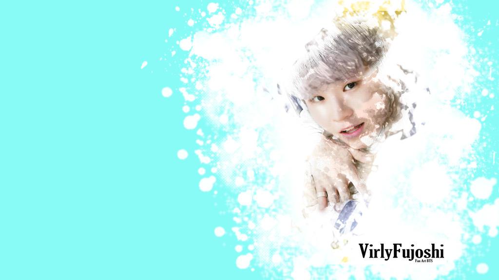 Woozi Seventeen Wallpaper Desktop HD 2 by VirlyFujoshi