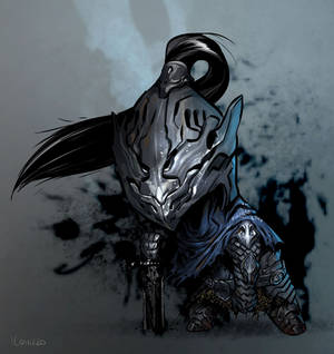 Dark Souls - Artorias the Abysswalker