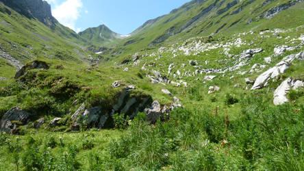Alpine land 7 by SelvaStock