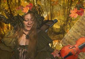 Autumn Dreamer by Poetrymann