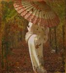 November Geisha by Poetrymann