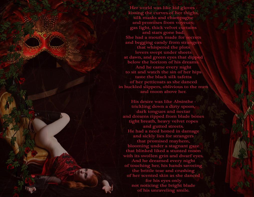 Chorus Girl by Scarlettletters