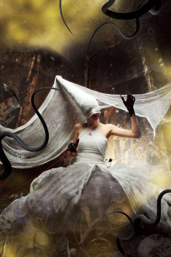 Leaving Wonderland by Poetrymann