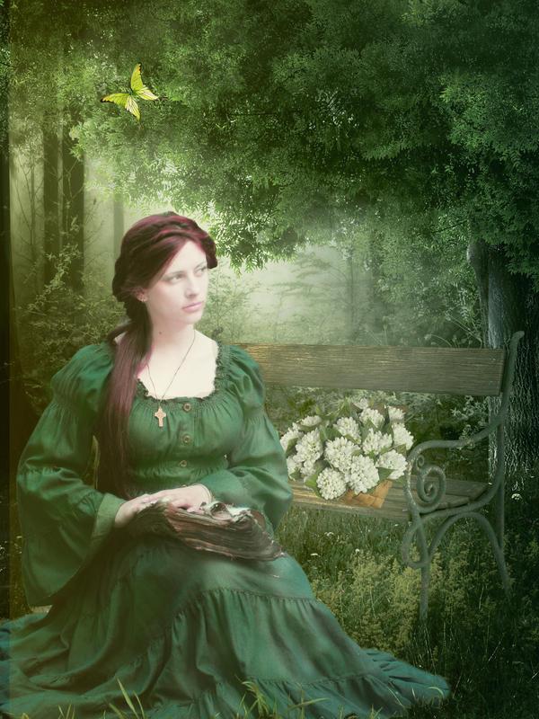 Forest by Poetrymann