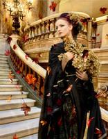 Golden Lady by Poetrymann