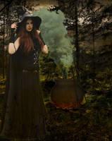Round About the Cauldron Go by Poetrymann