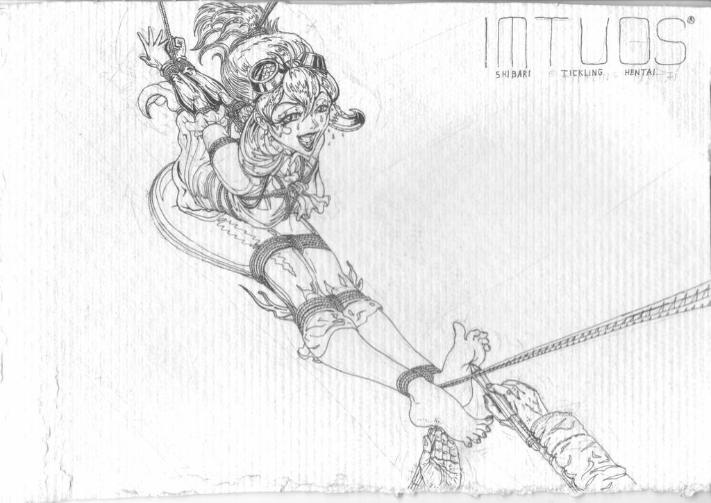 6206 Imtuos Hentai Shibari by 6206