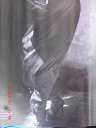 Rosalia singer high heels feet dancing flamenco