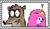 Bonniby Fan Stamp by 4br1l