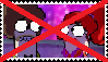 Anti OscarXBea Stamp by 4br1l