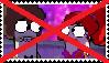 Anti OscarXBea Stamp by 4br1l