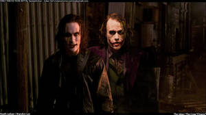 Clowns V2 - The Joker / The Crow