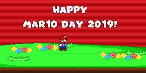 Happy Mar10 Day by sonicmechaomega999