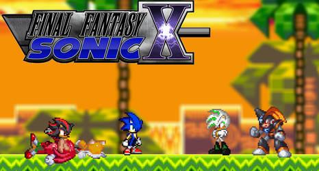 Final Fantasy Sonic X Fallen Heroes