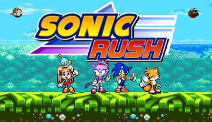 Sonic Rush Picture