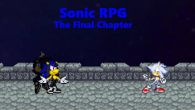 Sonic RPG eps 10: Sprite Poster