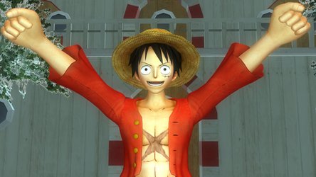 (MMD) One Piece: I'm gonna be King of the Pirates!