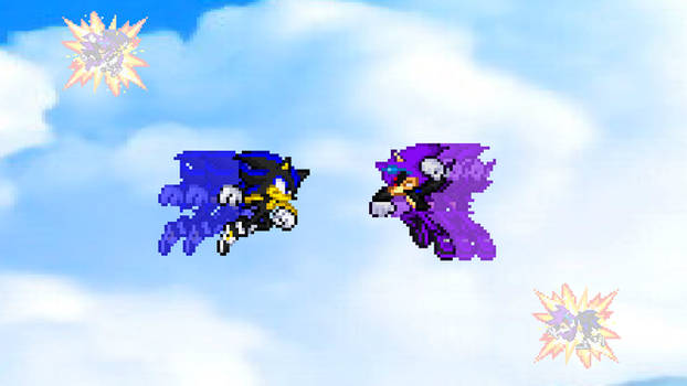 Seelkadoom vs Super Scourge