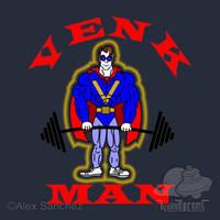 GB - VENK-MAN GYM SHIRT