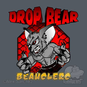 MMA DROP BEAR - GOLD
