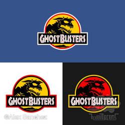 Jurassic Park X Ghostbusters