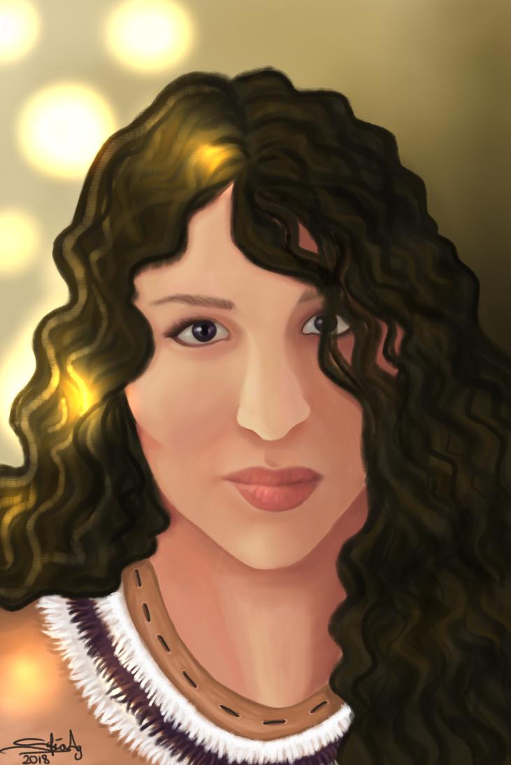 Jameycakeshotty  [Commission Portrait] by Shesvii