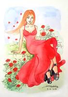 Alina [Art Trade] by Shesvii