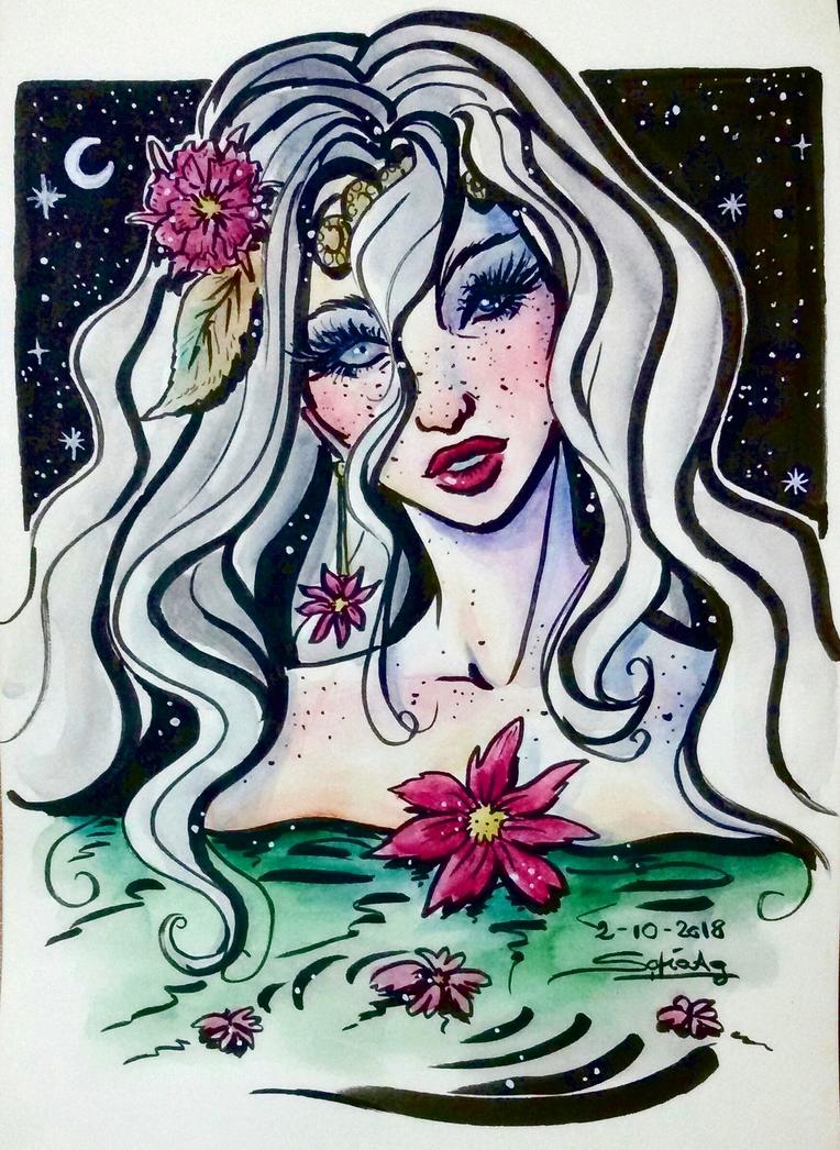 Flower by Shesvii