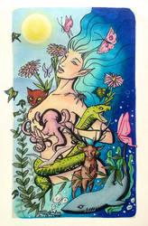 Gaia by Shesvii