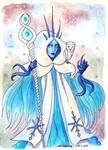 The Ice Queen [Art Trade]