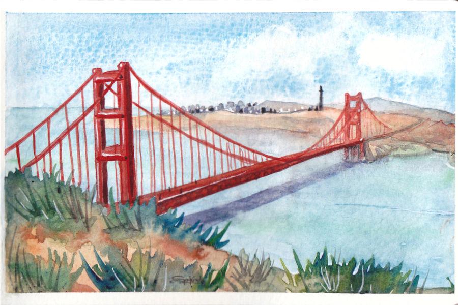 Bridge to nowhere by Shesvii