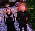 Wesker very own  Bitch PLZ pic