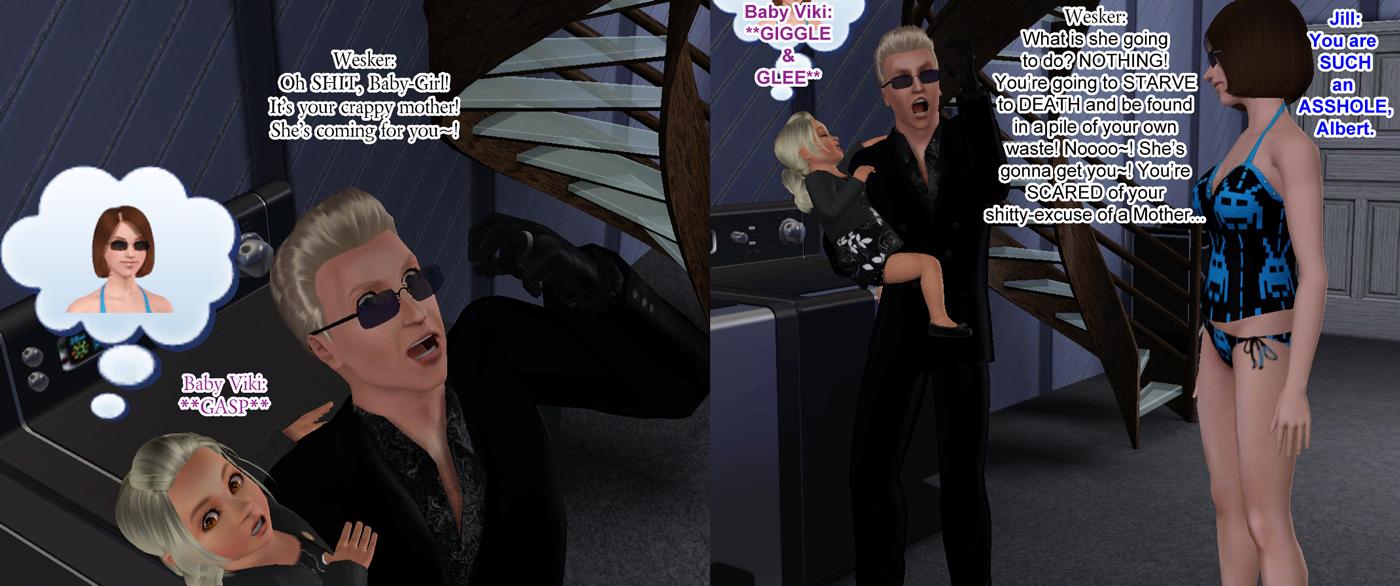 Beware the Jill by SuperMeja