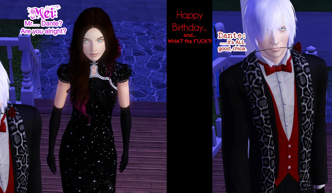 Vampire Demon Slayer by Frigidchick