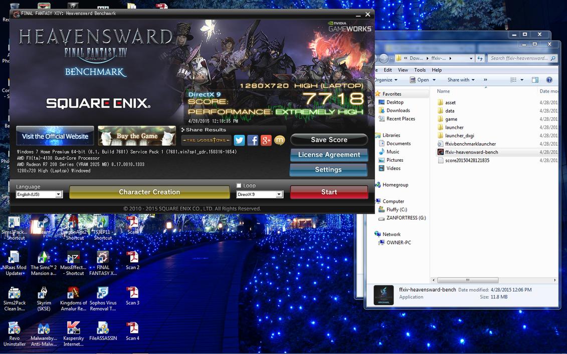 Ffxiv Reddit Shadowbringer Benchmark  Final Fantasy XIV