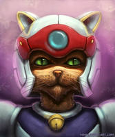 Speedy - Pizza Cats by RogierB