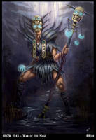 The Water Mage by RogierB