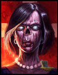 Bloodbank Zombie by RogierB