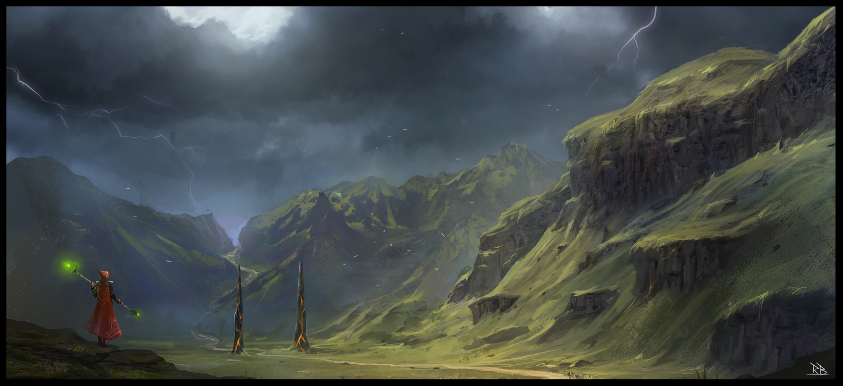 Journey continues by RogierB